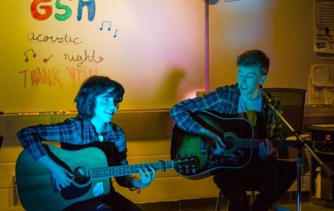 GSA hosts annual Acoustic Night