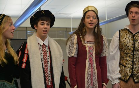 Medieval festival brings together music and history