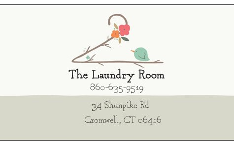 Laundry Room Advertisement
