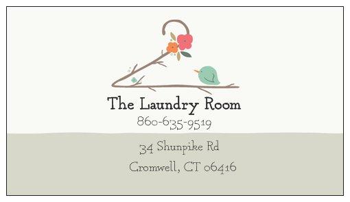 Laundry Room Advertisement