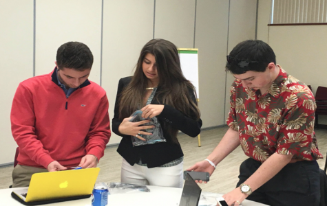 Business students create new company