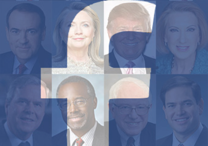 Keeping up with politics: How the 2016 presidential race is gaining younger followers