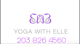 Yoga with Elle Advertisement