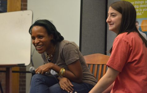 Author Nicola Yoon inspires others through book talk