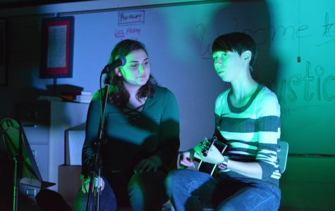 Acoustic Night raises awareness