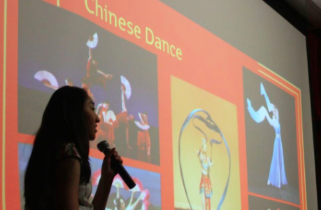 Students share East Asian culture