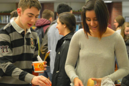Farmington hosts French exchange students