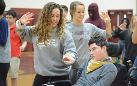 Students, teachers participate in Dance for Kindness