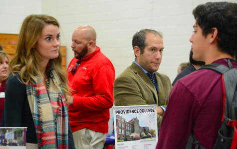 Counseling Department hosts annual college fair