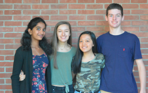 Class of 2021 selects student council members