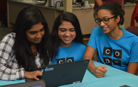 Hour of Code engages community in coding