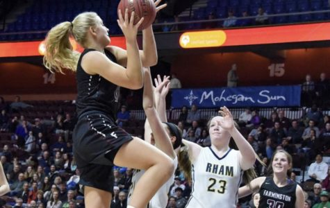 The road to Mohegan for Farmington girls basketball and the journey that came with it