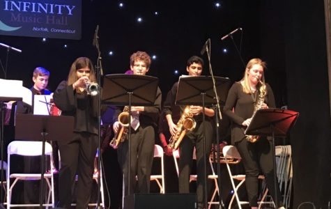 Jazz band performs at Infinity Music Hall