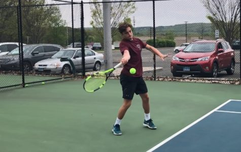 Tennis team looks to reclaim CCC title
