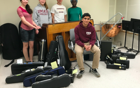 Music project gives back to community