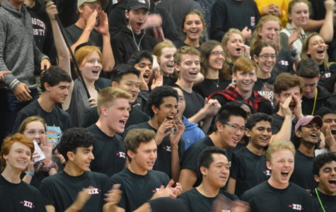 Annual pep rally unifies, excites school