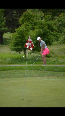 Grzywinski takes next step in golf career