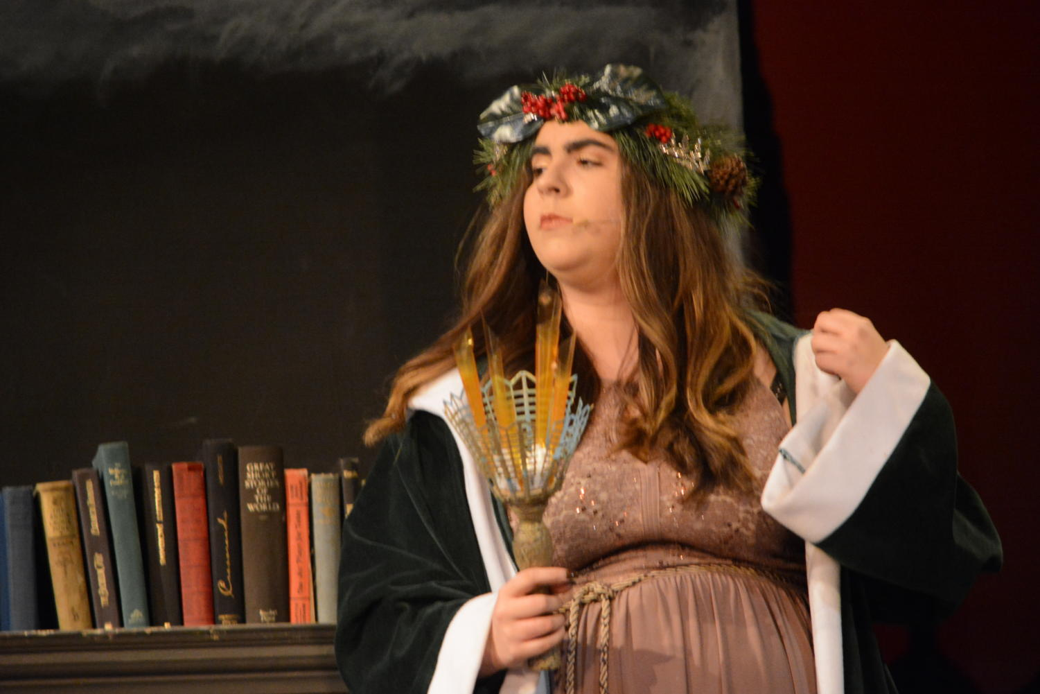 Present+Problems--+The+Ghost+of+Christmas+Present+played+by+senior+Kiersten+Brown+meets+Ebenezer+Scrooge%0Aplayed+by+junior+Audrey+Lewis+in+Scrooge%E2%80%99s+bedroom.+The+Drama+Department+used+the+Romulus+Linney+adaption+of+A+Christmas+Carol.