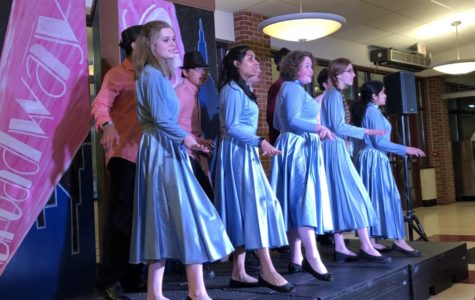 Broadway showcase encourages student creativity