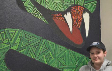 Emma Kate Fink shares passion for art