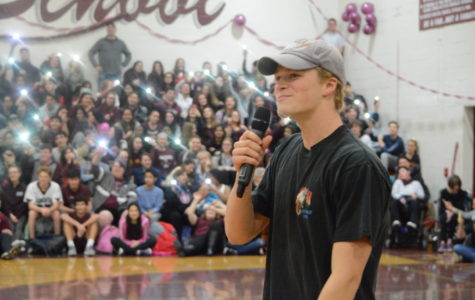 First Spring Pep Rally Seeks to Start New Tradition