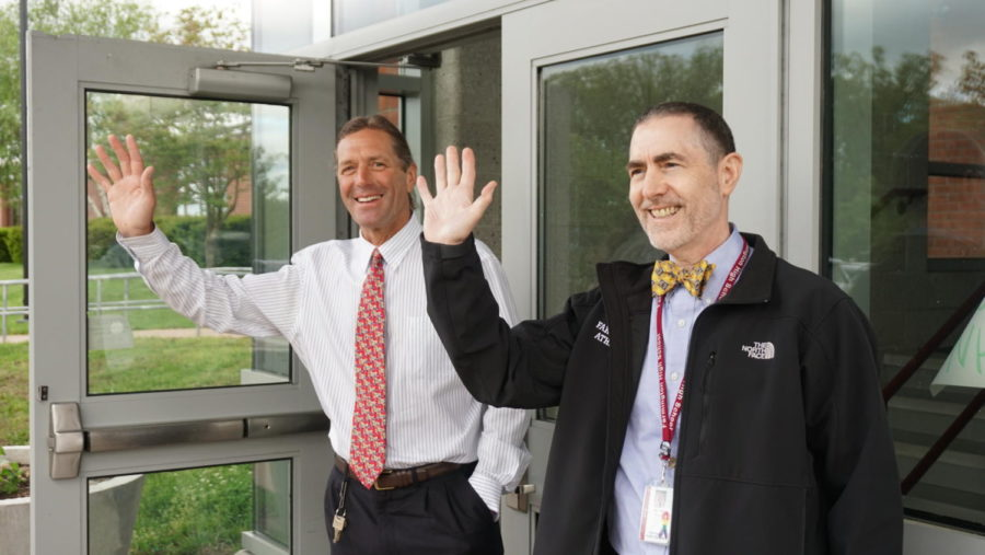 Retiring faculty, staff move on from high school – The Voice