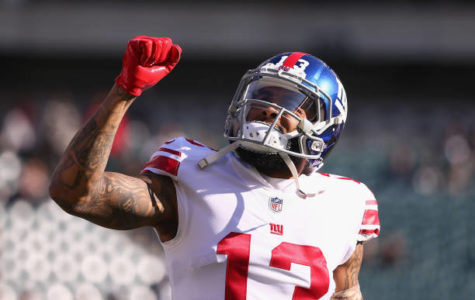 Giants trade star to Browns in Blockbuster deal