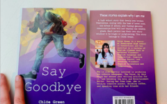Chloe Green publishes book through custom capstone