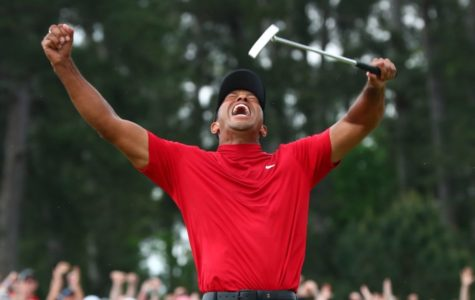 Tiger woods captivates his audience and shows us why he is the greatest show on turf