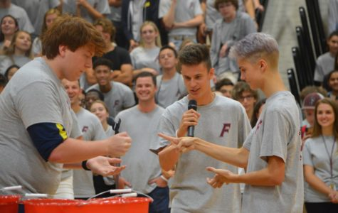 'Rock, Paper, Scissors, Change' tournament brings positive change to community