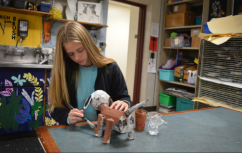 Art Department creates National Art Honor Society