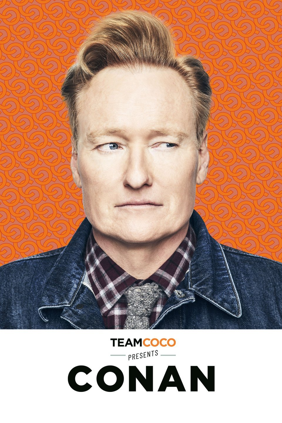 Team Coco -- Late Night with Conan O'Brien airs nightly on TBS, you can see Conan and his guests participate in interviews, sketches and remotes.