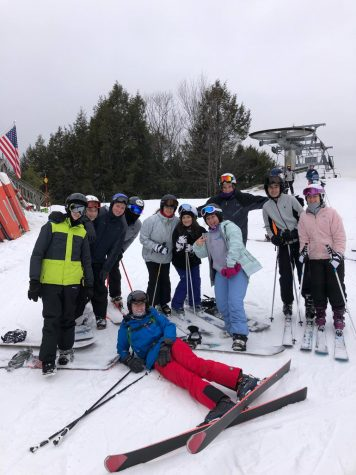 SnowSport Club takes trip to Berkshire Resort