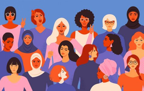 Celebrating Women -- Women's History Month allows people around the world to celebrate the accomplishments of Women with different races, backgrounds, and identities. Women's History Month takes place in March.