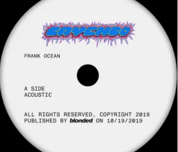 Frank Ocean breaks radio silence with new singles