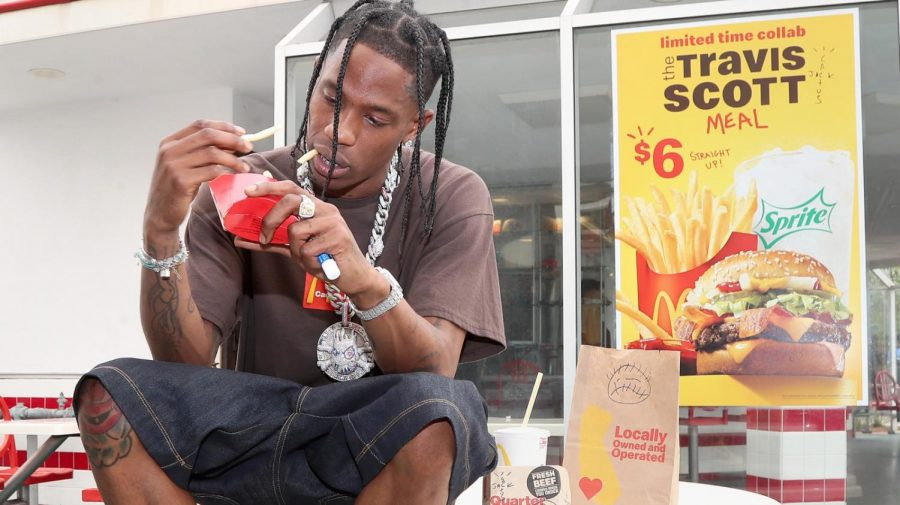 Travis Scott made it- The world's largest fast food chain has had a new mascot for the last couple weeks: Travis Scott. The Travis Scott meal ends October 4 when Ronald McDonald takes back the position.