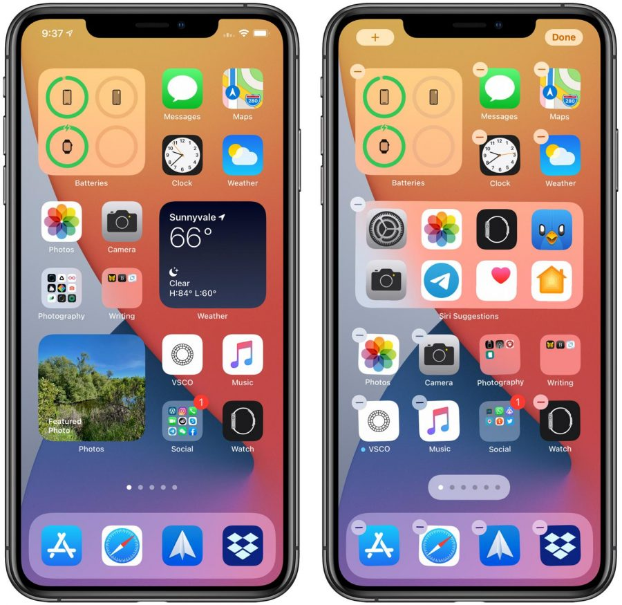 New features-- Apple has implemented an array of minimalistic and customizable features, now available for iPhone users on iOS 14. The update is one of the biggest in recent years.