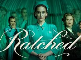 Crazy Chaos-- Actress Sarah Paulson takes on the new role of Nurse Ratched, in the new chaotic drama Ratched. The series is available for viewing on Netflix.