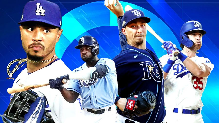 Play ball -- Despite the odd MLB season, we are finally seeing an ending as the LA Dodgers take on The Tampa Bay Rays in the 2020 MLB World Series.