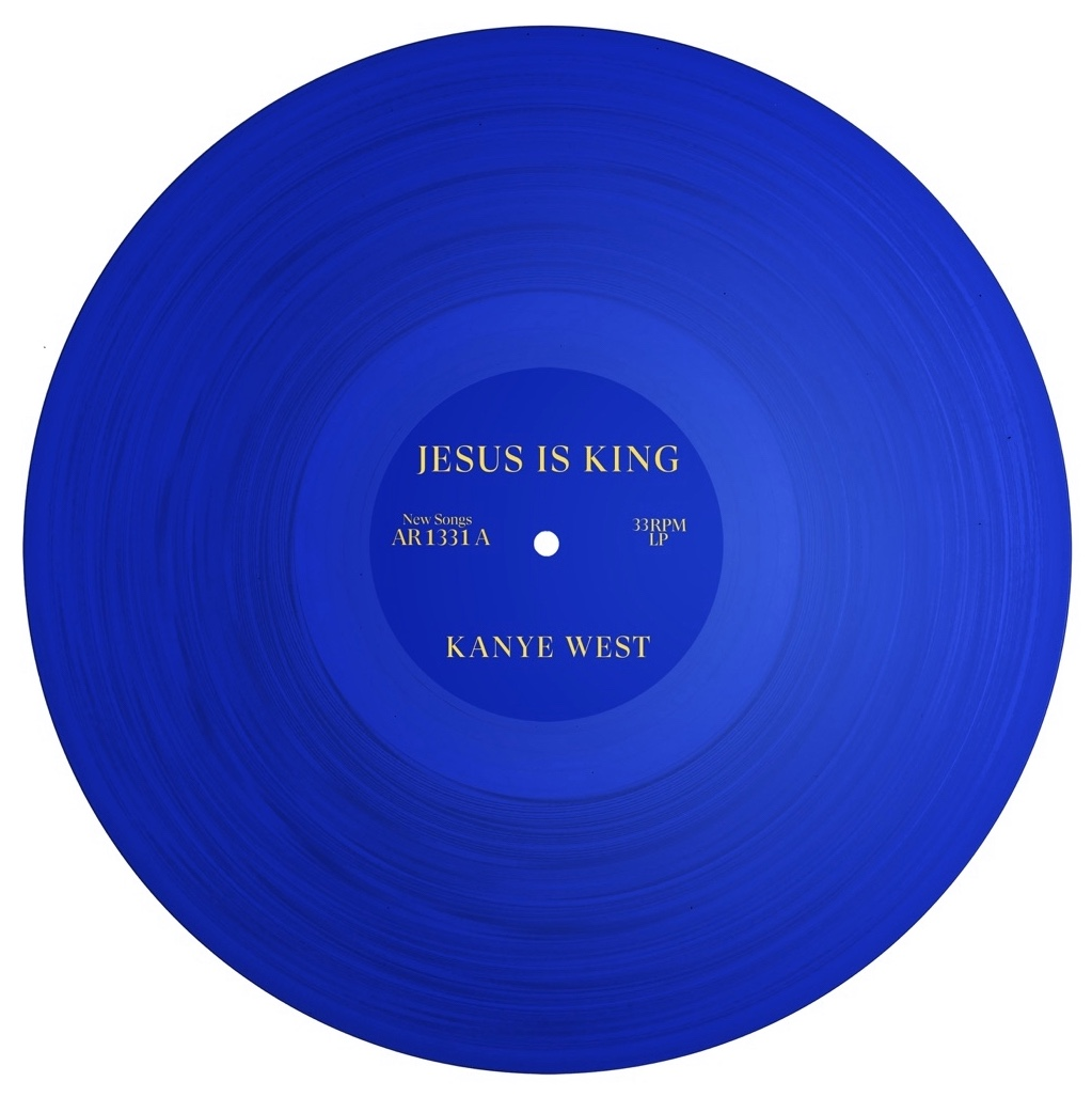 New approach to music -- JESUS IS KING topped various charts since it's release on October 25. The album is a turn from rapper Kanye's West's rap-style genre to gospel.