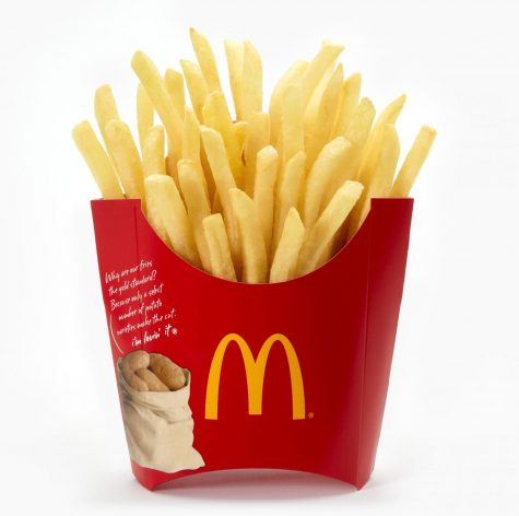Lies behind the fries-- In 2001, McDonald's was targeted for not being honest about the animal products in their french fries. Companies need to be honest about the ingredients in their food in order to improve dining experience for customers with dietary restrictions.