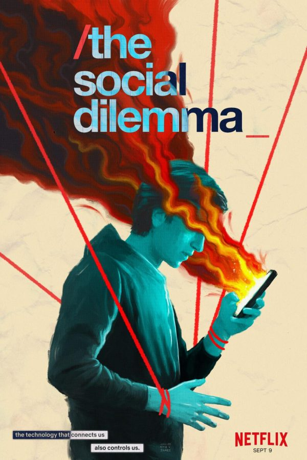 Vital viewing -- The Social Dilemma is an important movie for teenagers and adults who use technology in their daily lives. The Netflix film covers topics about digital consumerism and big technology companies.